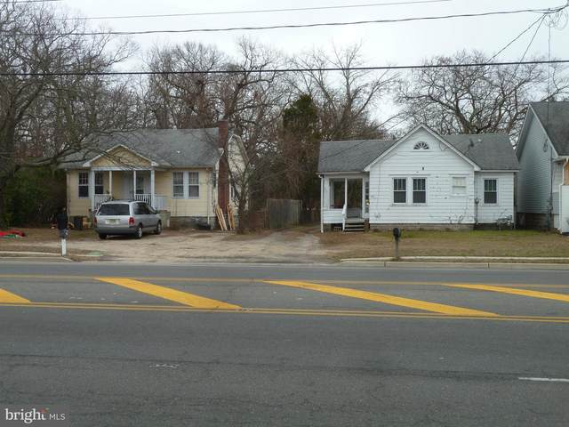 113 & 115 N Main St, FORKED RIVER, NJ 08731 (#NJOC404176) :: Blackwell Real Estate