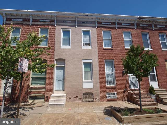 2226 Orleans Street, BALTIMORE, MD 21231 (#MDBA528072) :: The Schiff Home Team