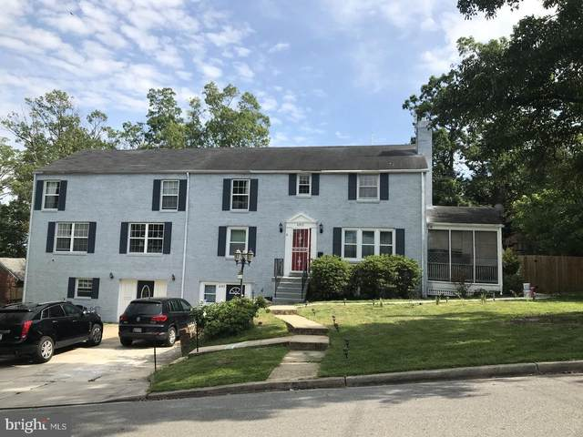 6303 Joslyn Place, CHEVERLY, MD 20785 (#MDPG584754) :: Blackwell Real Estate