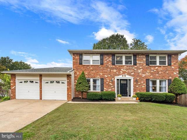 4054 Carbury Court, CHANTILLY, VA 20151 (#VAFX1161930) :: Tom & Cindy and Associates