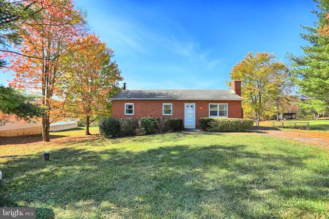 355 Burn Hill Road, SHERMANS DALE, PA 17090 (#PAPY102754) :: The Joy Daniels Real Estate Group