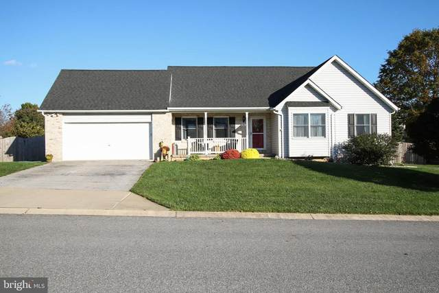 41 Falling Leaf Court, WESTMINSTER, MD 21157 (#MDCR200458) :: The MD Home Team