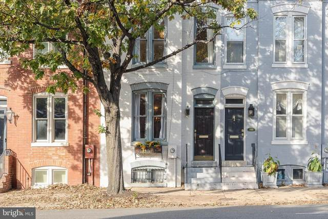 1005 Duke Street, ALEXANDRIA, VA 22314 (#VAAX252286) :: The Dailey Group