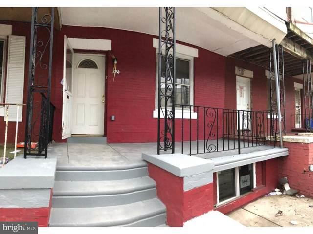 2850 N 26TH Street, PHILADELPHIA, PA 19132 (#PAPH945820) :: Nexthome Force Realty Partners
