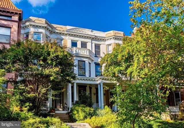 1827 Monroe Street NW, WASHINGTON, DC 20010 (#DCDC492338) :: SURE Sales Group