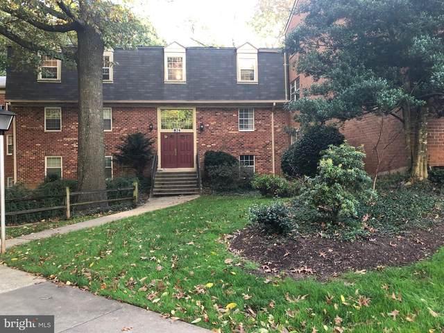 874 College Parkway #102, ROCKVILLE, MD 20850 (#MDMC730454) :: Revol Real Estate