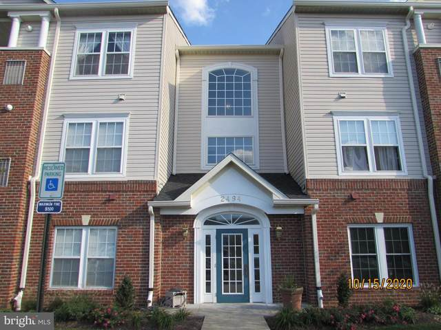 2494 Amber Orchard Court E #103, ODENTON, MD 21113 (#MDAA450028) :: The Redux Group