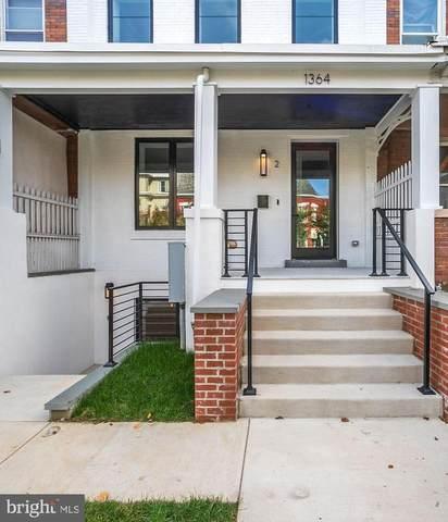 1364 Newton Street NW #1, WASHINGTON, DC 20010 (#DCDC492346) :: Great Falls Great Homes
