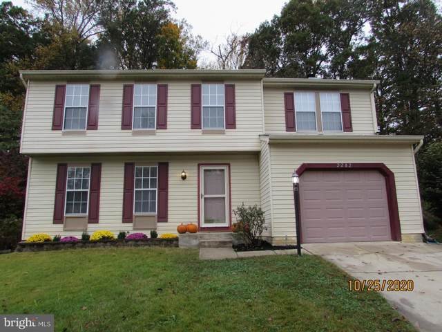 2282 Snowfall Court, ODENTON, MD 21113 (#MDAA450030) :: Great Falls Great Homes