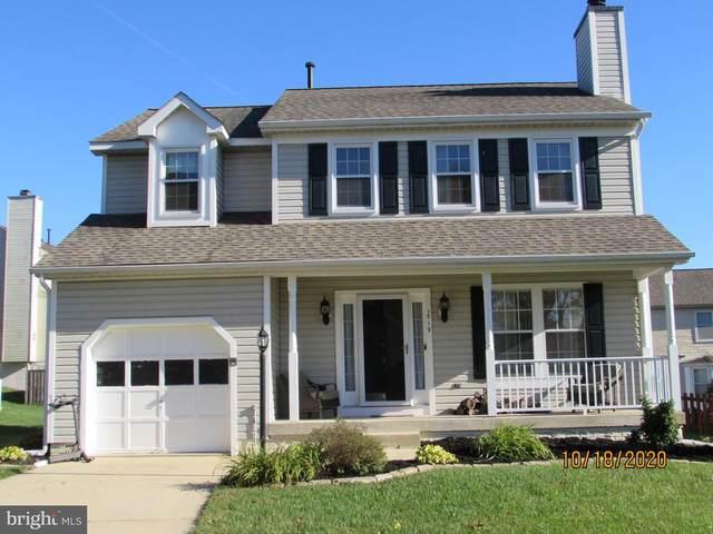 1519 Chapman Road, CROFTON, MD 21114 (#MDAA450038) :: The Riffle Group of Keller Williams Select Realtors