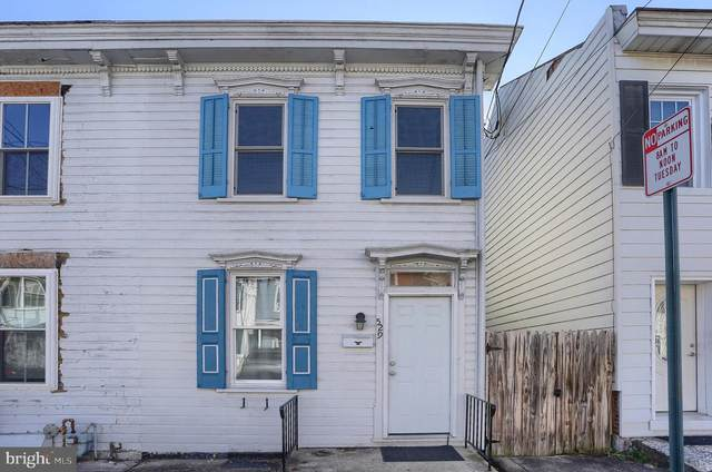 529 N Bedford Street, CARLISLE, PA 17013 (#PACB128964) :: Blackwell Real Estate