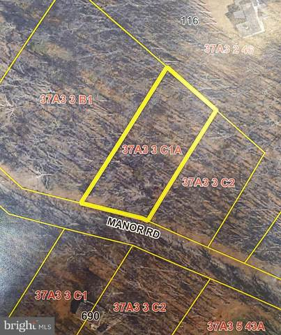 Lot C1 A Manor Road, FRONT ROYAL, VA 22630 (#VACL111836) :: Bob Lucido Team of Keller Williams Integrity