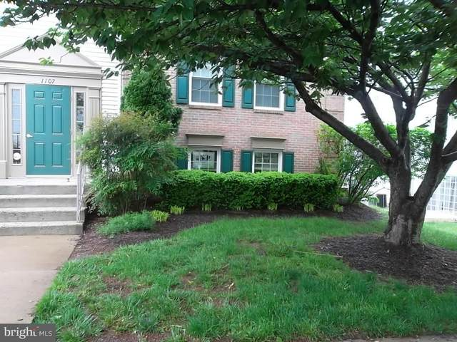 1107 Huntmaster Terrace NE #102, LEESBURG, VA 20176 (#VALO423874) :: Ultimate Selling Team
