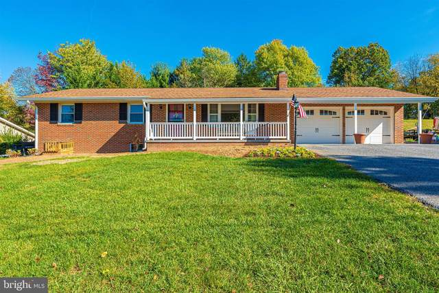 7717 Mckaig Road, FREDERICK, MD 21701 (#MDFR272444) :: The MD Home Team
