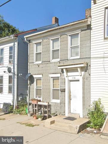 115 Arch Street, YORK, PA 17401 (#PAYK147486) :: The Heather Neidlinger Team With Berkshire Hathaway HomeServices Homesale Realty