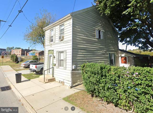 101 Arch Street, YORK, PA 17401 (#PAYK147492) :: The Heather Neidlinger Team With Berkshire Hathaway HomeServices Homesale Realty