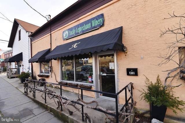 412 State Street, HAMBURG, PA 19526 (#PABK365690) :: Ramus Realty Group