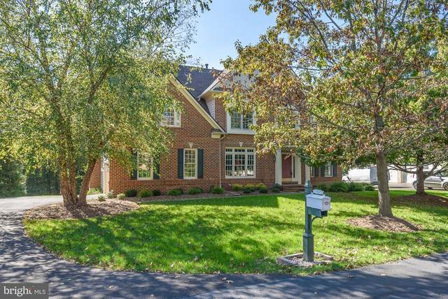 43507 Firestone Place, LEESBURG, VA 20176 (#VALO423894) :: The Redux Group