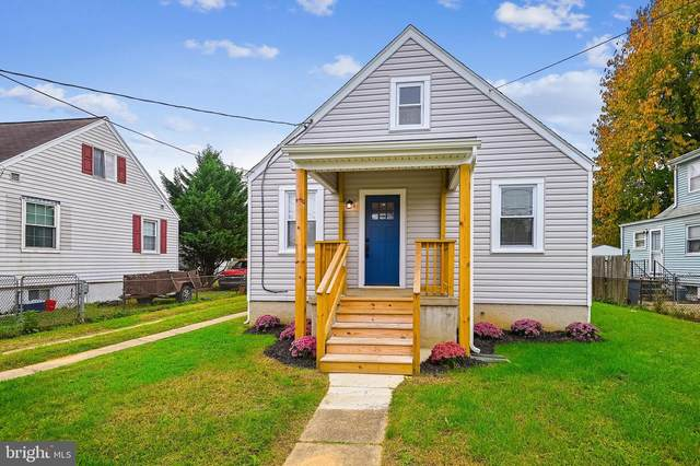 79 Wise Avenue, BALTIMORE, MD 21222 (#MDBC509976) :: A Magnolia Home Team