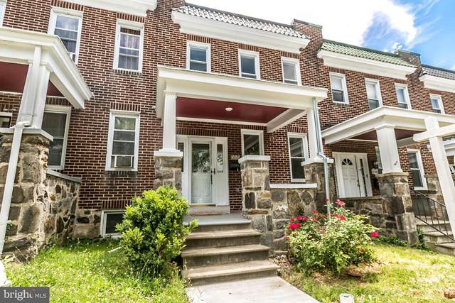 735 Argonne Drive, BALTIMORE, MD 21218 (#MDBA528142) :: Great Falls Great Homes