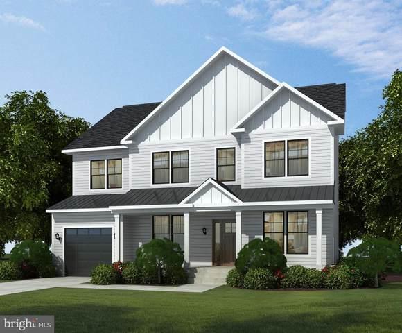 2854 Fairmont Street, FALLS CHURCH, VA 22042 (#VAFX1162024) :: Tessier Real Estate