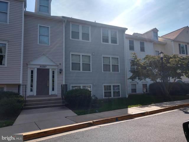 20327 Beaconfield Terrace #2, GERMANTOWN, MD 20874 (#MDMC730526) :: Dart Homes