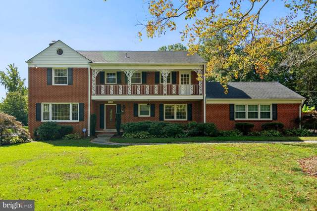 4601 Tarpon Lane, ALEXANDRIA, VA 22309 (#VAFX1162052) :: The Redux Group