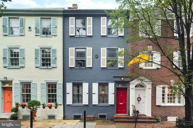 327 S Smedley Street, PHILADELPHIA, PA 19103 (MLS #PAPH946052) :: Kiliszek Real Estate Experts