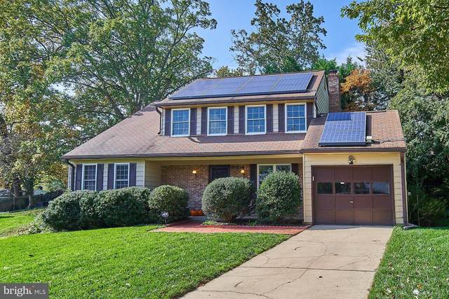 9004 Acredale Court, COLLEGE PARK, MD 20740 (#MDPG584848) :: The Redux Group