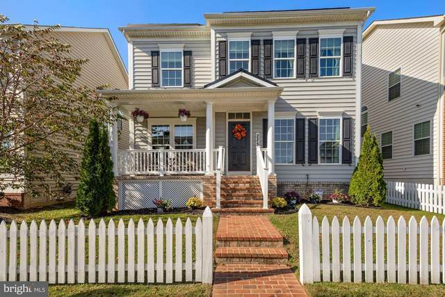 22524 Muscadine Drive, CLARKSBURG, MD 20871 (#MDMC730542) :: The Redux Group