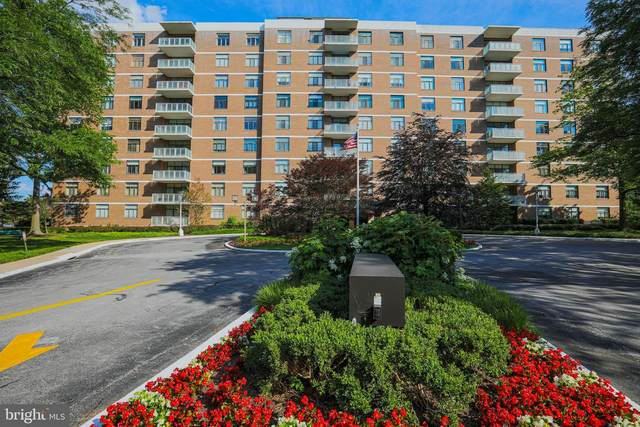 1 Slade Avenue #506, BALTIMORE, MD 21208 (#MDBC509990) :: Fairfax Realty of Tysons