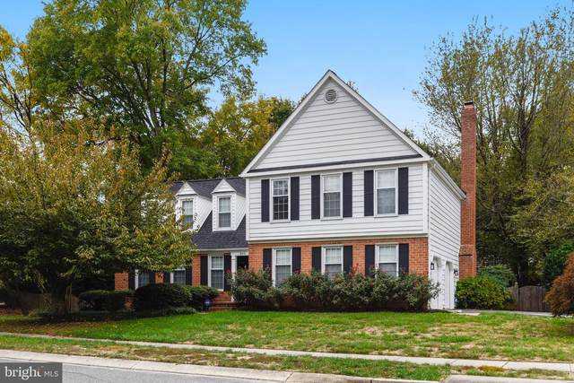 610 Isaiah Drive, SEVERNA PARK, MD 21146 (#MDAA450098) :: The Riffle Group of Keller Williams Select Realtors