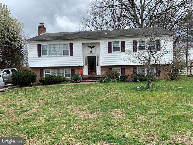6321 Maryview Street, ALEXANDRIA, VA 22310 (#VAFX1162080) :: RE/MAX Cornerstone Realty