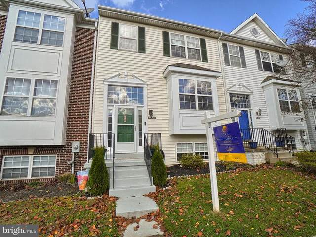 6220 Cliffside Terrace, FREDERICK, MD 21701 (#MDFR272460) :: Great Falls Great Homes