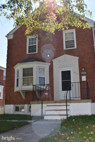 1615 Northbourne Road, BALTIMORE, MD 21239 (#MDBA528180) :: Great Falls Great Homes