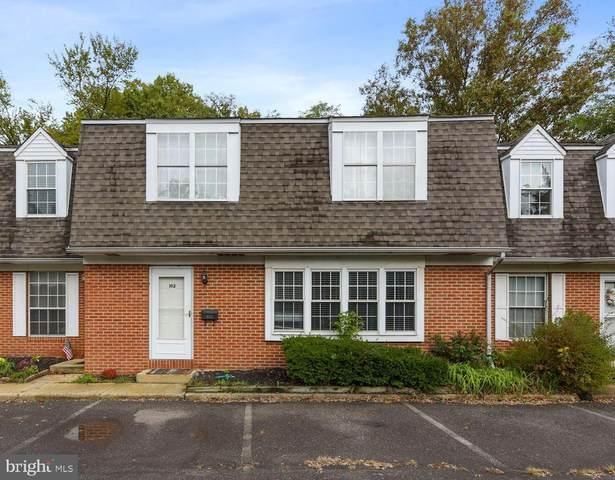 303 Dawson Street #102, MOORESTOWN, NJ 08057 (MLS #NJBL384342) :: Kiliszek Real Estate Experts