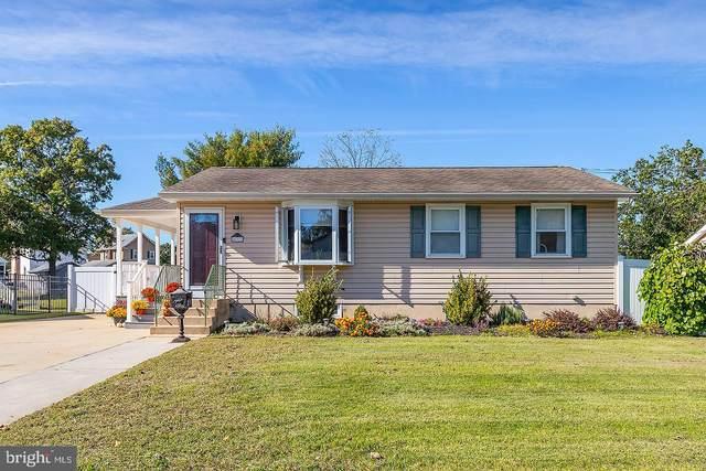 637 Allen Avenue, GIBBSTOWN, NJ 08027 (#NJGL266206) :: Linda Dale Real Estate Experts