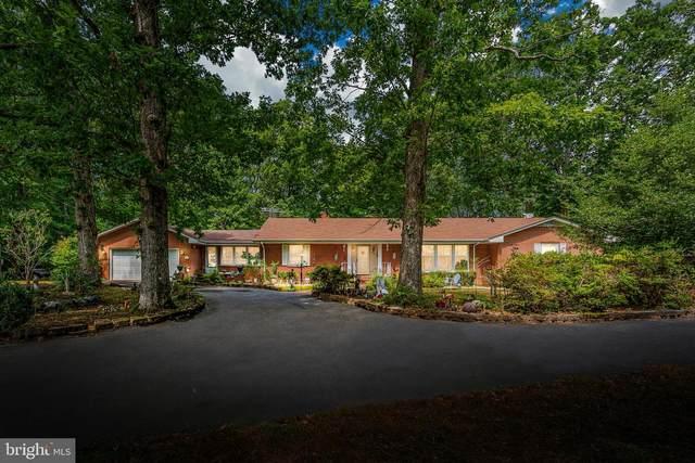 4245 Woodside Drive, FREDERICKSBURG, VA 22407 (#VASP226116) :: RE/MAX Cornerstone Realty
