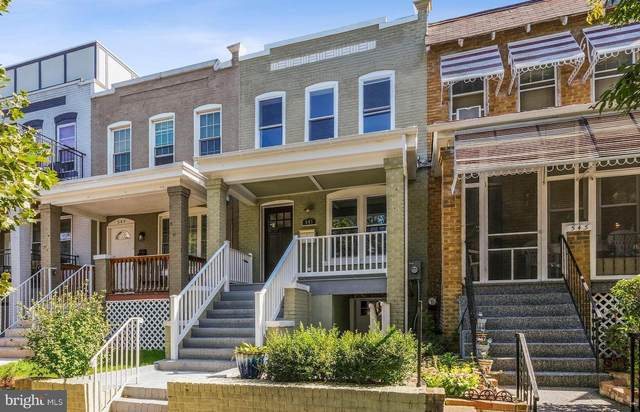 547 24TH Street NE, WASHINGTON, DC 20002 (#DCDC492488) :: The MD Home Team