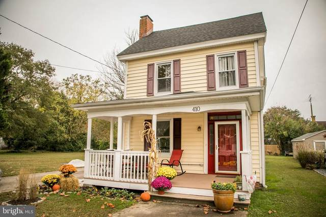 410 Main Street, MARDELA SPRINGS, MD 21837 (#MDWC110306) :: Bright Home Group