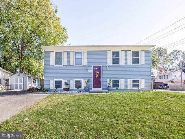 1725 Fairhill Drive, EDGEWATER, MD 21037 (#MDAA450114) :: Lucido Agency of Keller Williams
