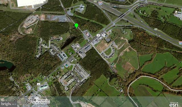 R -2 Radio Station Road, STRASBURG, VA 22657 (#VASH120646) :: Lee Tessier Team