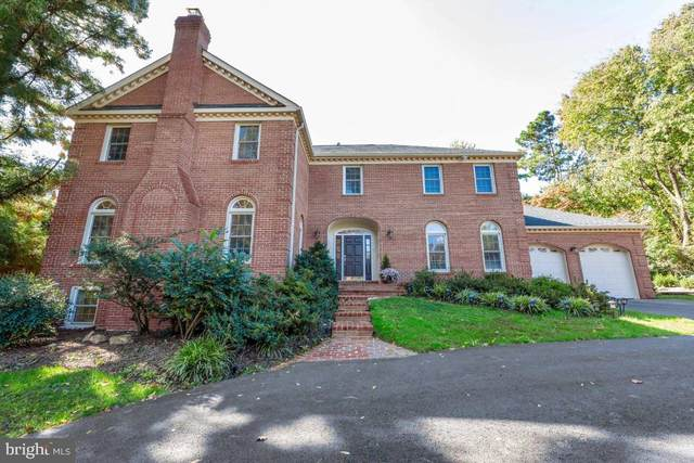 8007 Algarve Street, MCLEAN, VA 22102 (#VAFX1162148) :: The Redux Group