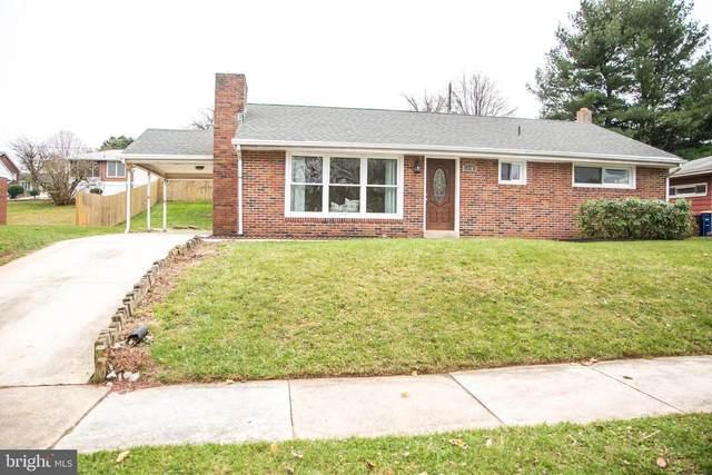 110 Sunset Drive, NEW CUMBERLAND, PA 17070 (#PAYK147510) :: The Joy Daniels Real Estate Group
