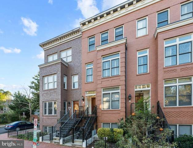 1222 4TH Street NW #2, WASHINGTON, DC 20001 (#DCDC492518) :: Tom & Cindy and Associates