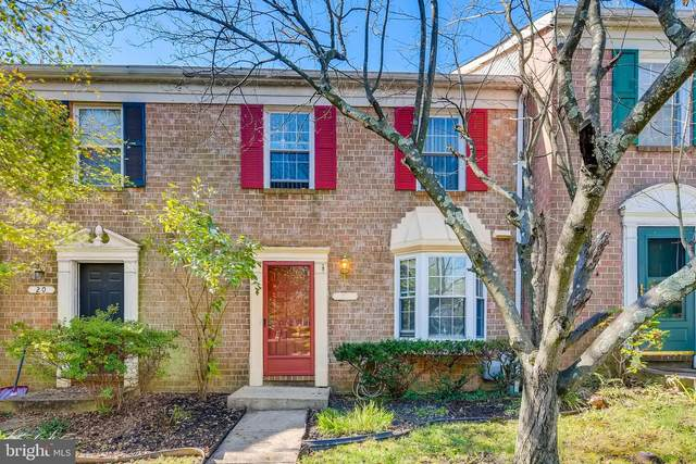 22 Hamlet Drive, OWINGS MILLS, MD 21117 (#MDBC510030) :: The Dailey Group
