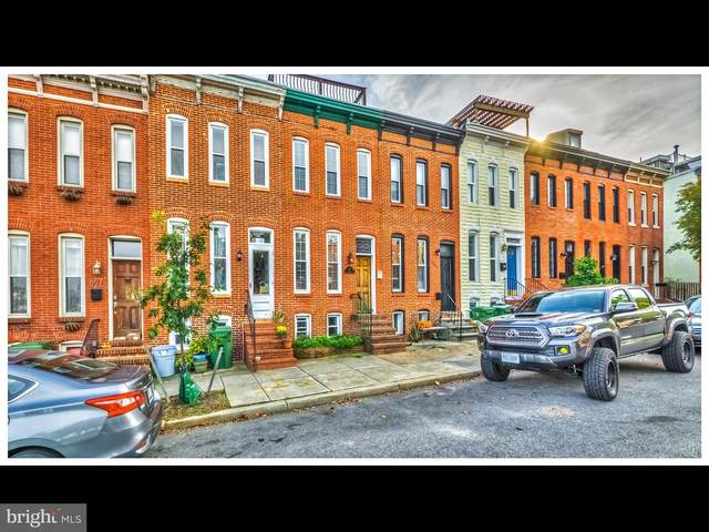 653 E Clement Street, BALTIMORE, MD 21230 (#MDBA528198) :: New Home Team of Maryland