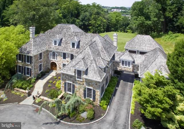 1300 Valley Road, VILLANOVA, PA 19085 (#PAMC667724) :: The Lux Living Group