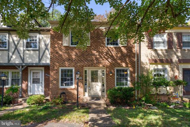 6104 Gothwaite Drive, CENTREVILLE, VA 20120 (#VAFX1162186) :: The MD Home Team