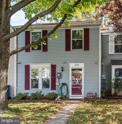 520 Riggs Court, FREDERICK, MD 21703 (#MDFR272484) :: The Redux Group